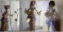 Les créations de Miss Clara / Le monde merveilleux tout en papier de Miss Clara.