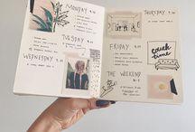 Bulled journal