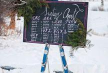 Matrimonio in un ski chalet/Sí és esküvô