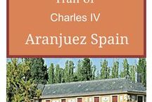 On the trail of Charles IV - Aranjuez, Spain / A private tour through Casa del Labrador in Aranjuez, Spain