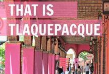 The Magic that is Tlaquepacque, Mexico / The vibrant town of Tlaquepacque