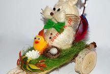 Pisanki Wielkanoc Wiosna