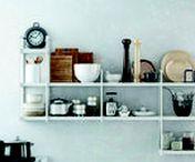 Pieza SIXI MINI / Estanterías de pared de estilo nórdico para configurar de manera personalizada. Estanterías con estructura metálica y tableros en madera natural
