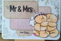 Cards - Wedding / Cards to give the Bride and Groom on their big day!