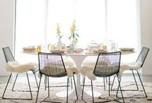 Dining rooms / by Gaby Burger - The Vault Files