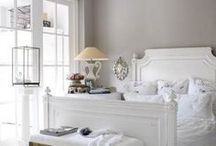 Bedroom Inspiration / Bedroom decor and decorating ideas | DIY Bedroom projects and tutorials