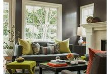 Ideas for our home / by Ashley Towe