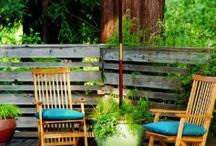 Outdoor ideas / by Meredith Gibbs