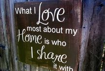 Home is Where the Heart Is / Housing & Decor / by Mary Corriher