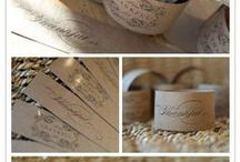 Cute Wedding Ideas / by Butterfly Events