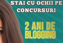 Concursuri Aniversare - Romanian Only