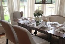 Home : dining rooms