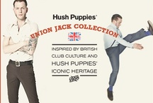 Hush Puppies Union Jack Collection