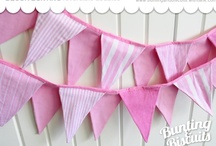 Bunting / We create customised Bunting & Biscuits,