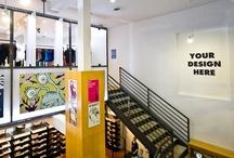 Store Design & Display Ideas