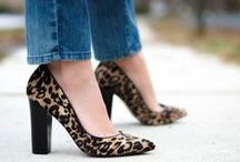 Leopard fashion / All about the classic leopard print! / by Gaby Burger - The Vault Files