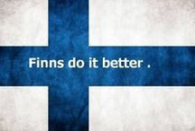 All things Finnish / by Tammie Salonen