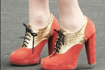 Shoe love / by Tish Haridass