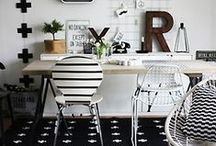 black & white / B&W home, clothing, accessories