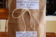 gift ideas / by Megan Morgan