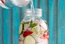delicious drinks / by Megan Morgan