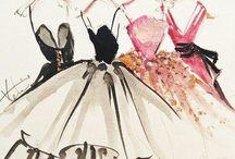 Fashion ill / Illustrations