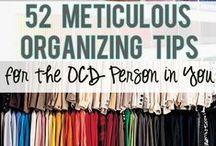 Oraganizational things / Organization / by Maria Roberts