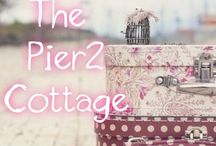 The Pier 2 Cottage / Home Decor and more Boutique  / by Luann Clauson