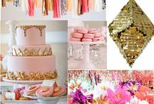 Wedding Decor, DIY ideas, bridesmaids, etc.... In prep for big day 10.11.15 / wedding, DIY, flowers, centerpieces, reception  / by Linda SingaSong