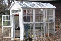 Greenhouse Ideas / Unique and Affordable Greenhouses