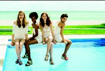 SS15 Campaign / Hush Puppies Spring/Summer 2015 Campaign - Fashion - Shoes
