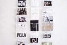 postcards and mail / I wouldn't mind receiving any of these!