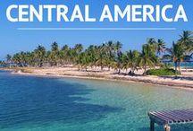 Central America Travel / Belize, Costa Rica, El Salvador, Guatemala, Honduras, Nicaragua & Panama