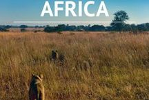 Africa Travel / Posts about travelling in Africa