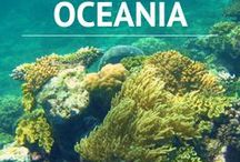 Oceania Travel / Posts about travelling in Australia, New Zealand & more!