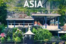 Asia Travel / Posts about travelling in Asia.