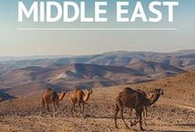Middle Eastern Travel / Posts about travelling in the Middle East.
