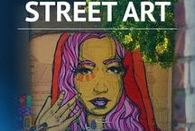 Street Art / Collection of amazing street art from around the world.