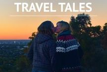Travel Tales / Personal stories about travel & how travel has brought people together! Also includes opinion or advice articles on specific topics related to travel.