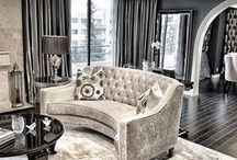 Architecture & Interior Design / ▶HOMEMAGEZ.COM◀Looking for decorating ideas? Browse beautiful interiors and architectural design ideas for the perfect inspiration to help you design your dream home.