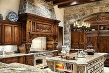 Kitchen / ▶HOMEMAGEZ.COM◀In this board, you can find amazing kitchen design ideas that we have selected for you. Kitchen layouts, countertop ideas, color palettes and different material choices