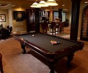 Cool Basement Ideas / ▶HOMEMAGEZ.COM◀ Who said the basement has to be a dull and dark empty room. See how you can transform this living space into a cool area to enjoy.