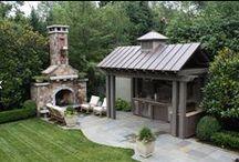 Backyard / Pool Deck