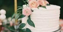 Wedding Cakes / Find dream wedding cakes for the big day. From wedding cakes to wedding cake toppers and all the beautiful, yummy details in between (like fondant and watercolor cakes), this is the prettiest and tastiest wedding cake inspiration around.