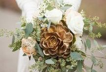 Wedding Bouquets / Looking for the perfect wedding flowers? Browse these wedding bouquets and wedding flower ideas and you're sure to find just the arrangement for you. We're pinning pretty flowers for every couple's style.