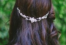 Bridal Accessories / From wedding veils to wedding jewelry and even bridal hair accessories, these bridal accessories will provide the prettiest inspiration to help you complete your dream wedding look for the big day.