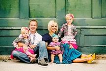 Family photo ideas / by Vickie Waadevig