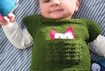 Crochet: Baby & Children . / by Melina Dahms