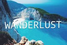 *wanderlust / Travel, travel, travel! Destinations we can't get enough of! / by ISHINE365