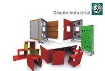 Diseño Industrial / En este tablero encontrarás trabajos realizados por nuestros alumnos de la carrera de Lic. en Diseño Industrial
